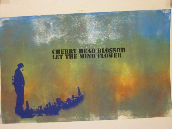 Cherry Head Blossom, Let The Mind Flower
