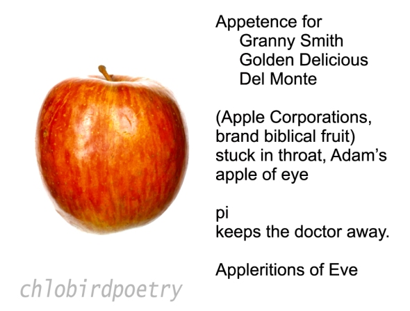 appleritions of eve