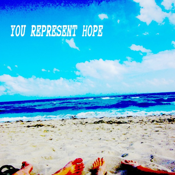 represent hope