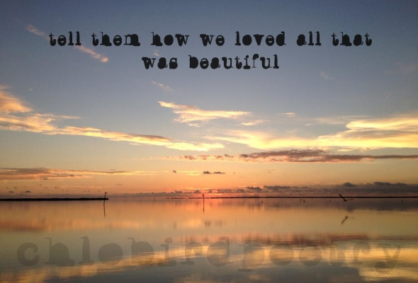 loved all beautiful