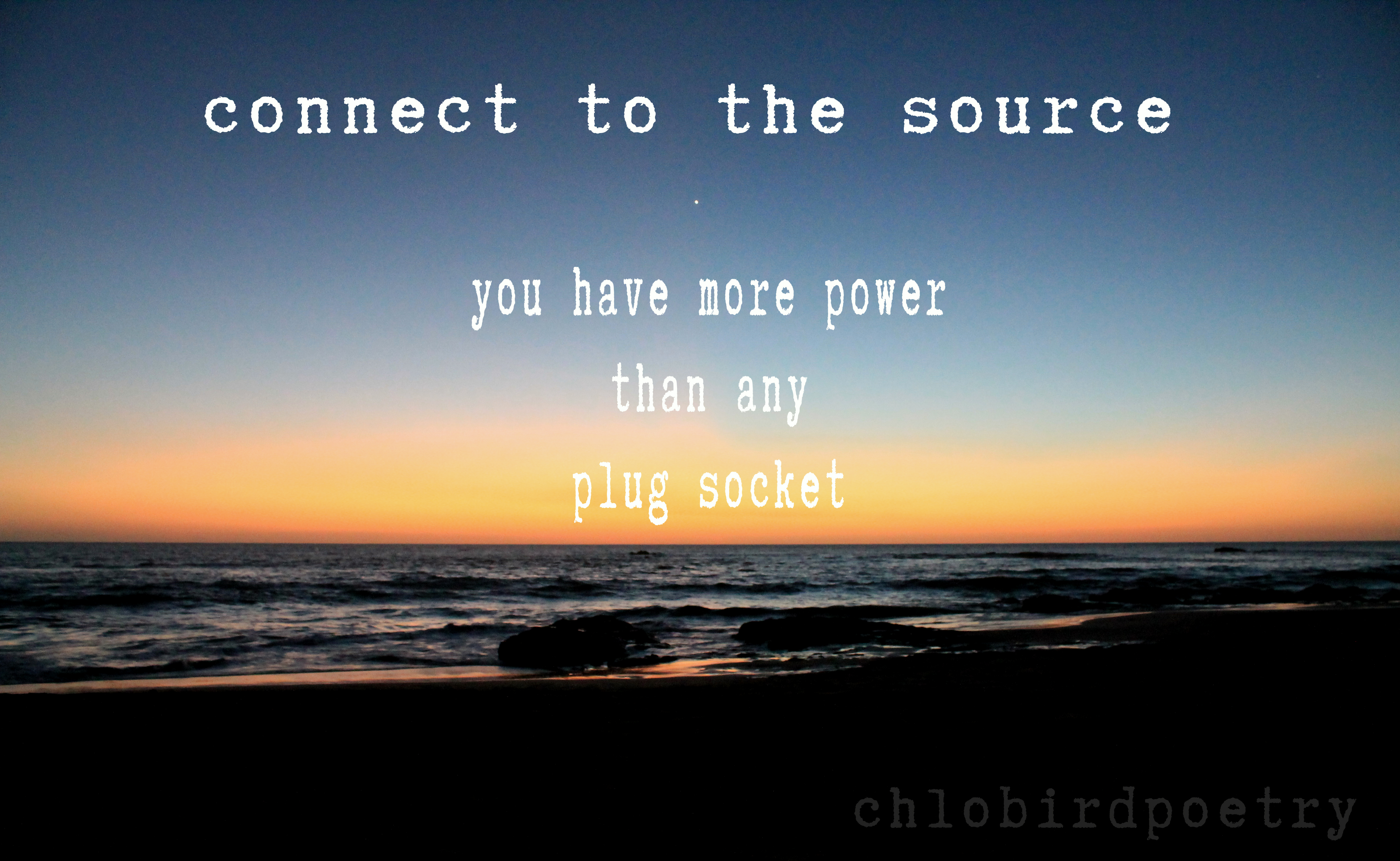 Quotes Sunsets Beach Power